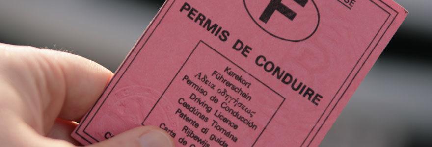 Suspension du permis